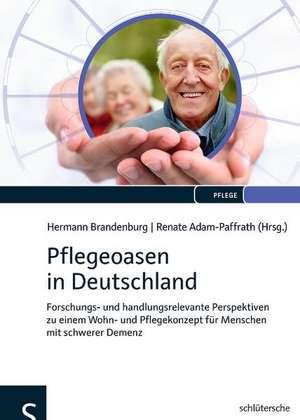Pflegeoasen in Deutschland
