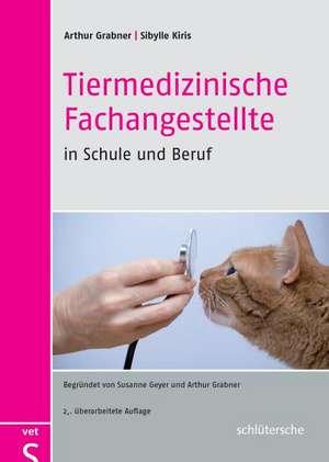 Tiermedizinische Fachangestellte in Schule und Beruf