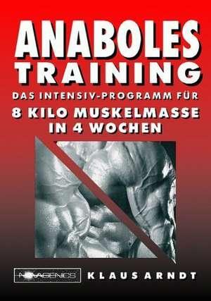 Anaboles Training de Klaus Arndt