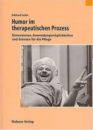 Humor im therapeutischen Prozess