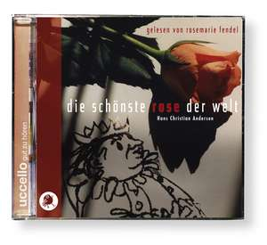 Die schoenste Rose der Welt mit CD