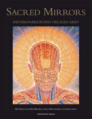 Sacred Mirrors de Alex Grey