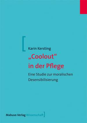Coolout in der Pflege