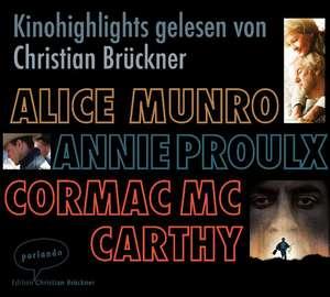 Kino-Highlights gelesen von Christian Brueckner