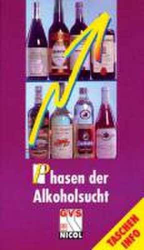 Phasen der Alkoholsucht