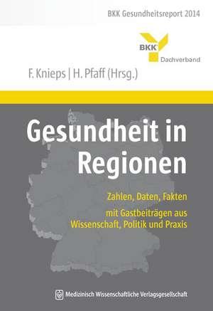 Gesundheit in Regionen
