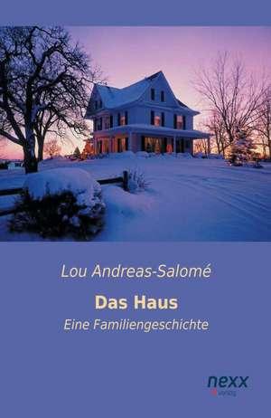Das Haus de Lou Andreas-Salomé