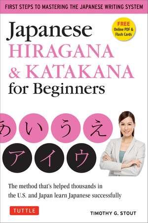 Japanese Hiragana & Katakana for Beginners imagine