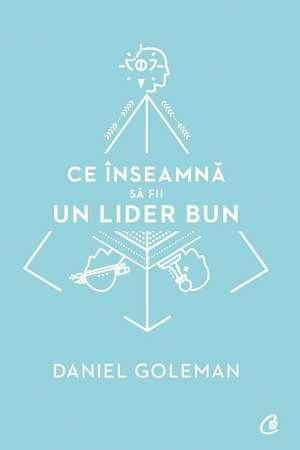 Ce înseamnă să fii un lider bun de Daniel Goleman