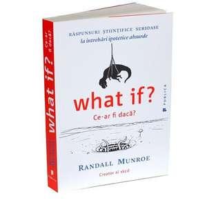 What if? de Randall Munroe