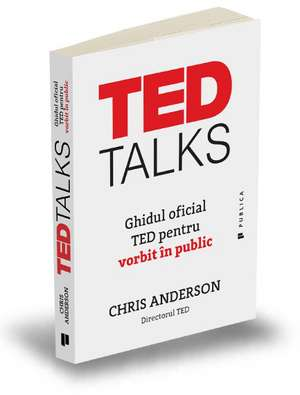Ted Talks de Chris Anderson