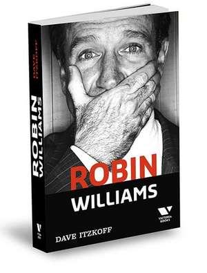 Robin Williams de DAVE ITZKOFF