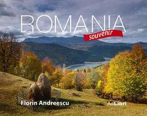 album Romania - Suvenir (engleza) de Mariana Pascaru