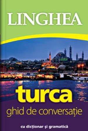 Ghid de conversaţie român-turc