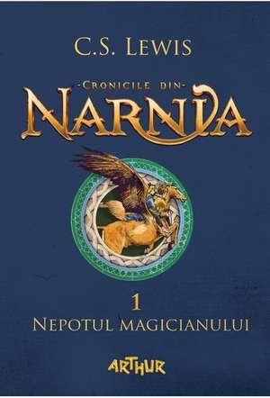 Cronicile din Narnia I: Nepotul magicianului de C. S. Lewis