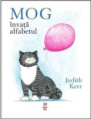 MOG învaţă alfabetul de Judith Kerr