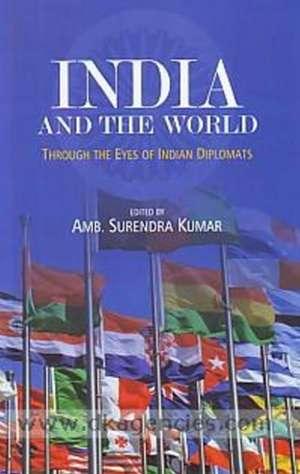India & the World imagine