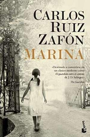 Marina de Carlos Ruiz Zafón