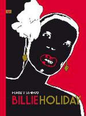 Billie Holiday de Carlos Sampayo