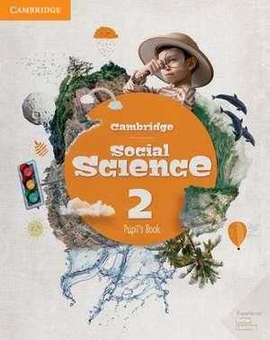 Cambridge Social Science Level 2   Pupil's Book