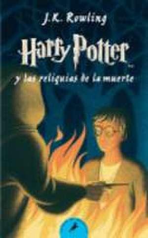 Harry Potter 7 y las reliquias de la muerte de J. K. Rowling