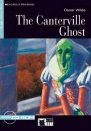 Canterville Ghost+cdrom de Oscar Wilde