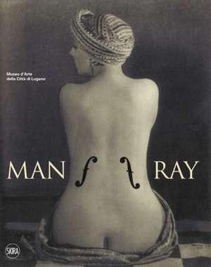 Man Ray de Guido Comis