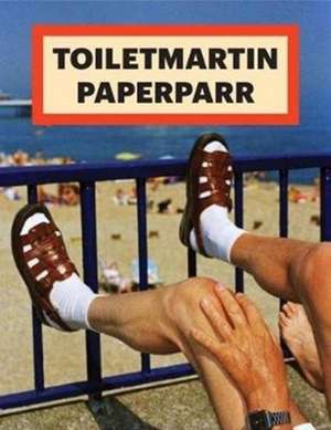 Toilet Martin Paper Parr Magazine de Martin Parr