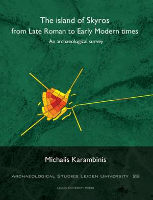 The Island of Skyros from Late Roman to Early Modern Times