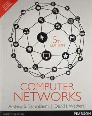 Computer Networks de Andrew S. Tanenbaum
