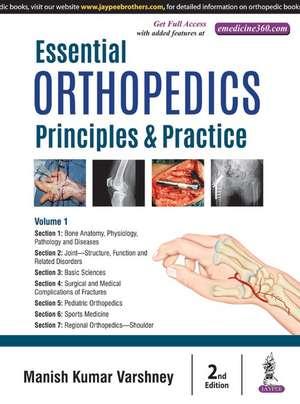 Essential Orthopedics (Principles and Practice)