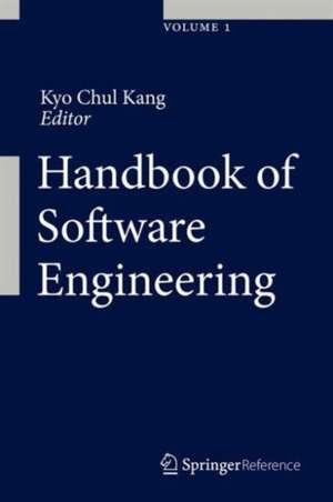 Handbook of Software Engineering de Kyo-Chul Kang