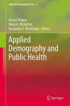 Applied Demography and Public Health