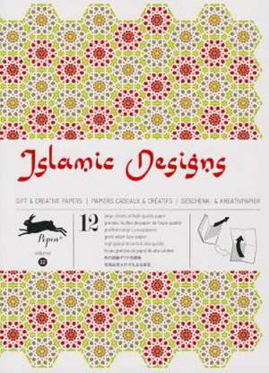 Islamic Design:  Gift Wrapping Paper Book Vol.21 de Pepin Van Roojen