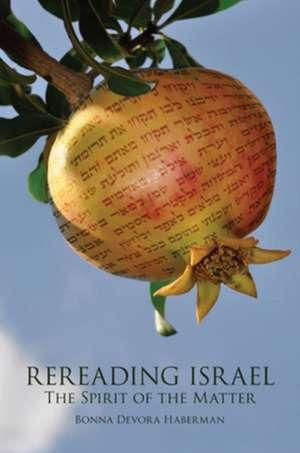Rereading Israel imagine