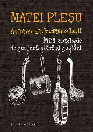 Amintiri din bucătăria lumii: Mică antologie de gusturi, stări şi gustări de Matei Pleşu