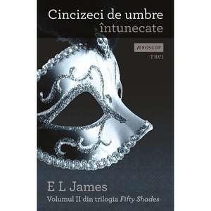 Cincizeci de umbre întunecate de E. L. James