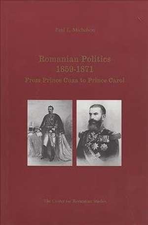 Romanian Politics 1859-1871