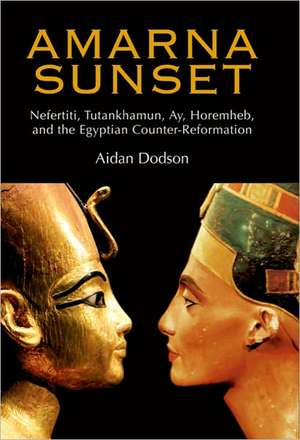 Amarna Sunset de Aidan Dodson