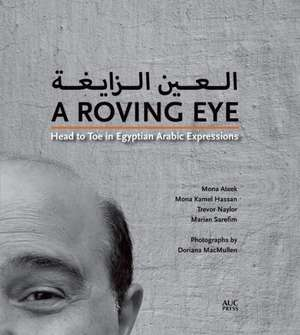 A Roving Eye: Head to Toe in Egyptian Arabic Expressions imagine