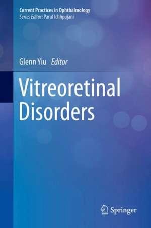 Vitreoretinal Disorders