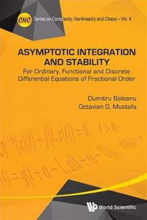 Asymptotic Integration and Stability imagine