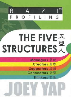 Five Structures -- Box Set de Joey Yap