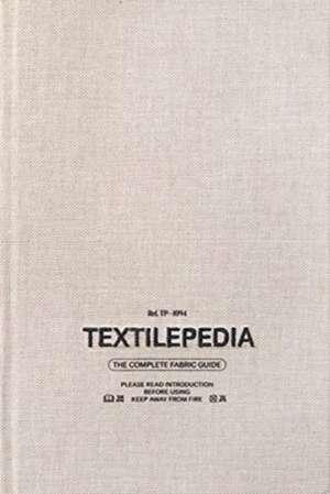 Textilepedia de Fashionary
