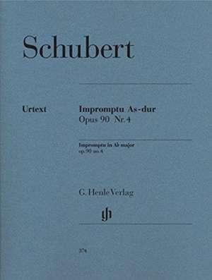 Impromptu As-dur op. 90,4 D 899 de Franz Schubert