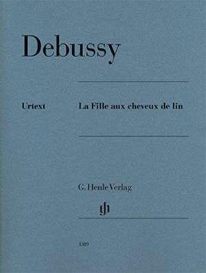 La Fille aux cheveux de lin de Claude Debussy