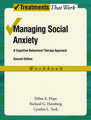 Managing Social Anxiety, Workbook: A Cognitive-Behavioral Therapy Approach