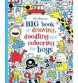 Big Book of Drawing, Doodling and Colouring for Boys