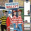 WHERES WALLY HOUSEHOLD SQUARE WALL PLANN