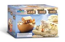 Noah's Ark Play Set:  Brown Puppy
